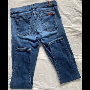 7-for-all-mankind Jeans - The Skinny 26